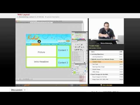 Web Design: Web Layout & Template Design