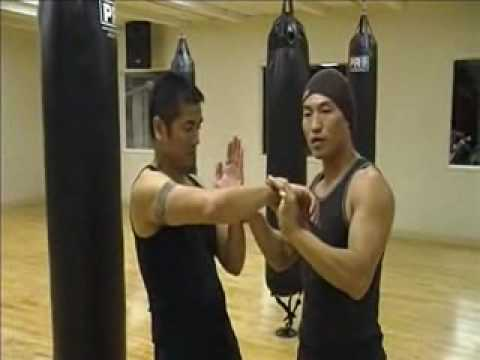 Wing Chun - Bong Sau/Lop Sau Drill (part 1)