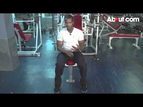 Seated Workouts for Obese People