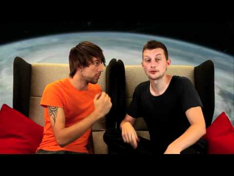 Rock, Paper, Scissors! Planetary Evolution! YouTube Space Lab with Liam and Brad