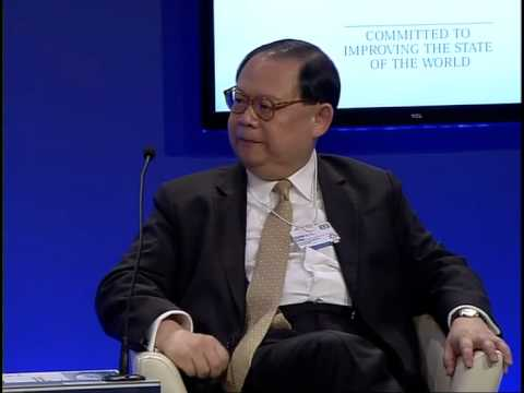 Tianjin 2012 - Financing the Future Economy