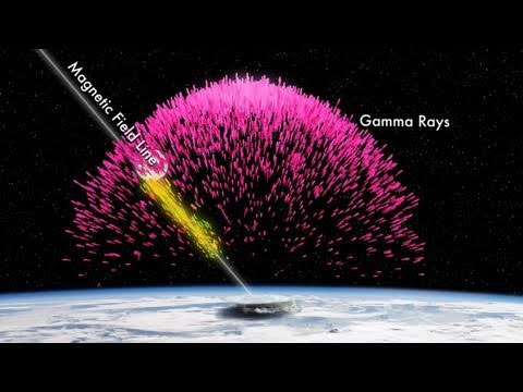 NASA | Terrestrial Gamma-ray Flashes Create Antimatter