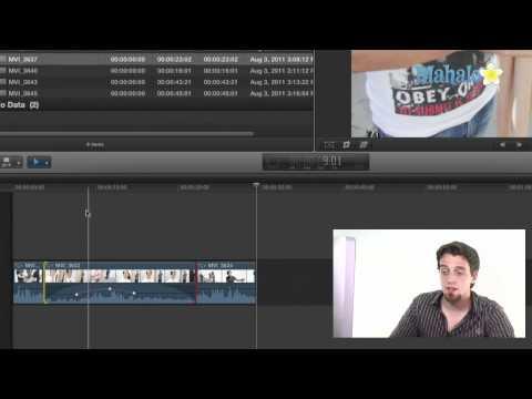 The New (hidden) Toolbar - Final Cut Pro X