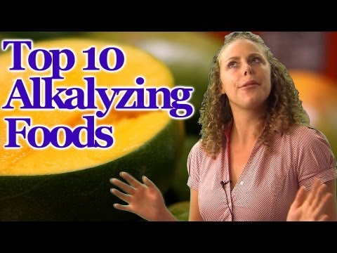 Top 10 Healthy, Alkalizing Foods for Energy, PsycheTruth Nutrition & Weight Loss
