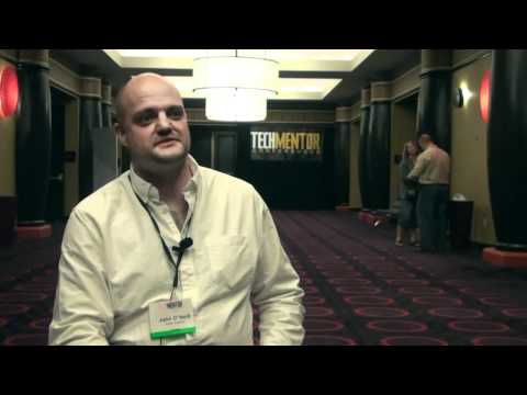 TrainSignal Talks with John O'Neill Sr. at TechMentor 2011