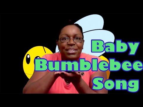 Preschool song - Baby Bumblebee - Littlestorybug