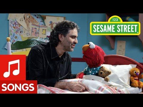 Sesame Street: Andrea Bocelli's Lullabye To Elmo