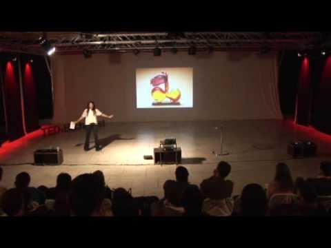 TEDxBucharest - Alexandra Nechita - 10/16/09