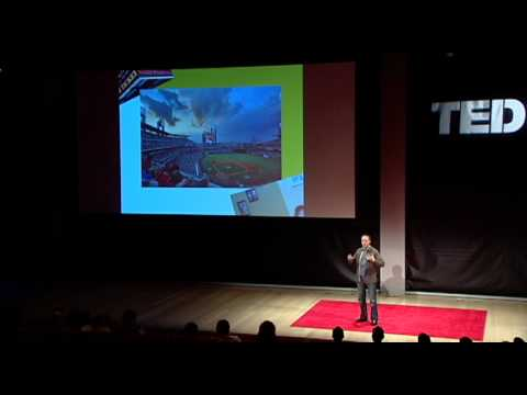 TEDxEast - Jason Johnson - Rethinking how books are experienced