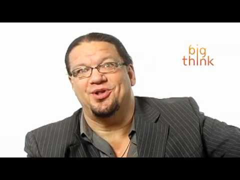 Penn Jillette: Penn and Teller Are Not Lovers