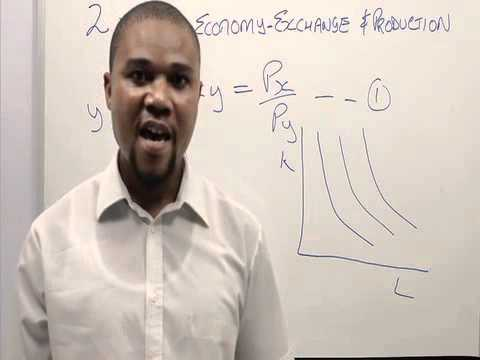 The General Equilibrium Theorem  part 1: