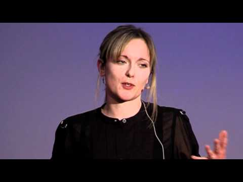TEDxEcoleHôtelièreLausanne - Maeve Ryan - (Re) creating spaces - Thinking like a novelist
