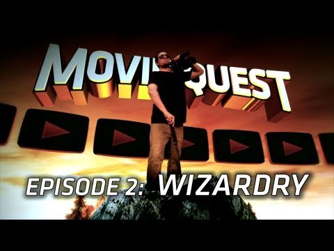Wizardry! : Movie Quest! Episode 002 - Part 1