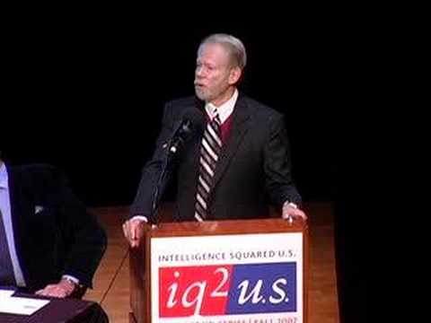 Russia Debate: Robert Legvold (3 of 12)