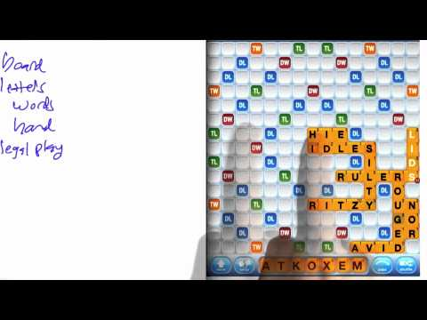 Word Games - CS212 Unit 6 - Udacity