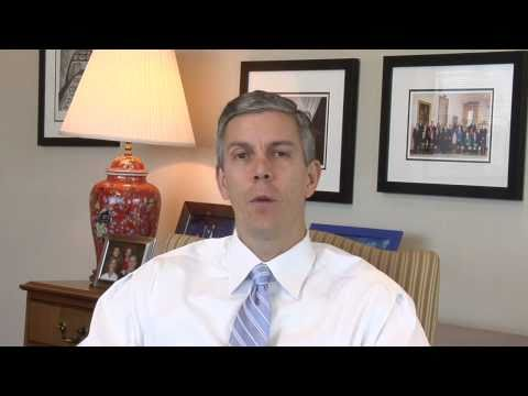 Secretary Duncan answers Facebook questions - 11-19-10