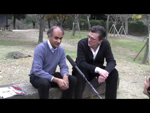 Studio 360 in Japan: Pico Iyer & Kurt Andersen in Nara