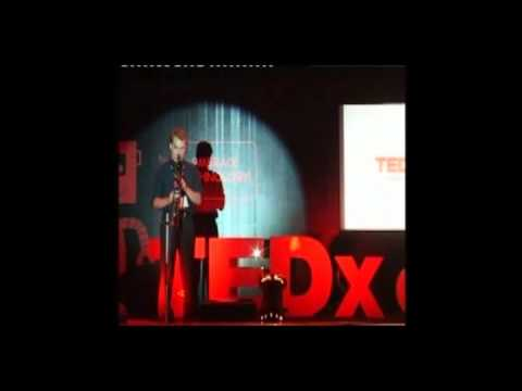 TEDxCEG - Shankar Tucker - Internet as a place for great music