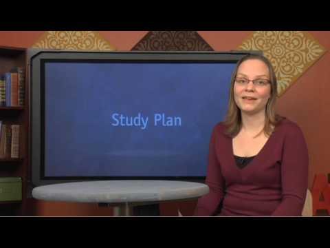 SAT Test Prep Study Plan