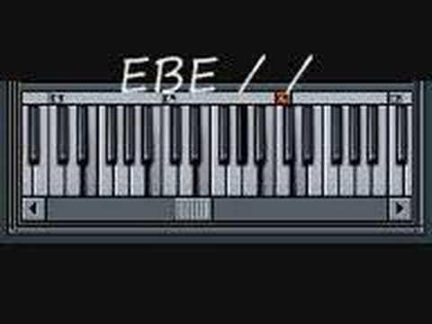 Piano Basics Lesson Step 15 - Using Left Hand 1-5-8 Technique