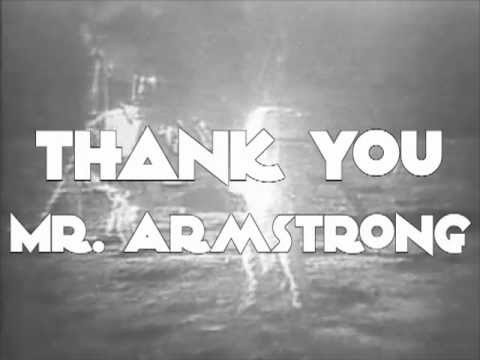 Thank You Mr. Armstrong