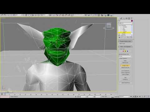 Rigging WoW characters with 3d Studio MAX Part 04