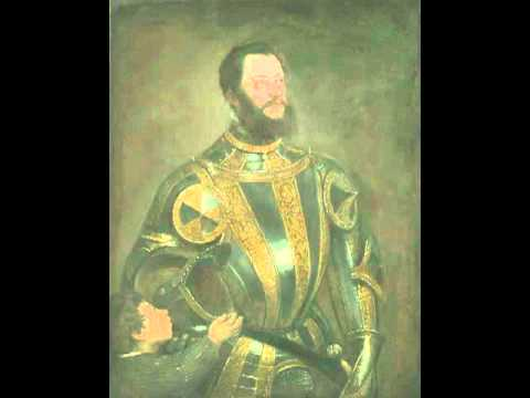 Portrait of Alfonso d'Avalos, Titian
