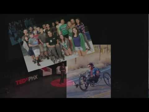 TEDxPhoenix - Jane Poynter - Champions for a Change