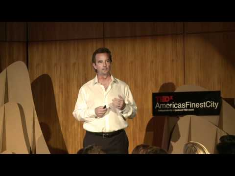 TEDxAmericasFinestCity - Jeffery Church - The Coming Wave of Social Entrepreneurship