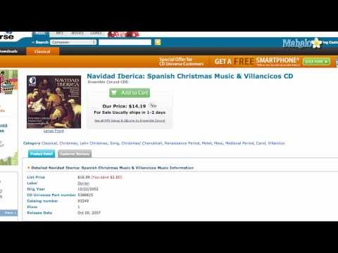 Spanish Christmas Music