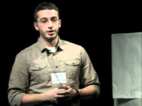 TEDxYorkU 2010 - Yaman Khattab - The Power of One: Using Your Vision to Catalyze Change