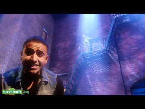"Sesame Street: ""Super Grover 2.0"" with Jay Sean"