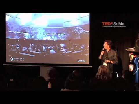 TEDxSoMa - Patrick Connolly - 1/22/10
