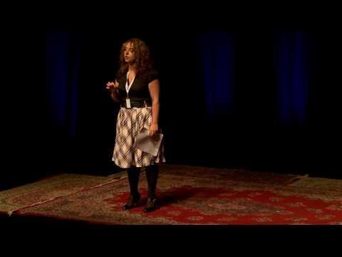 TEDxÖresund - Sally Khallash - Open up the borders!