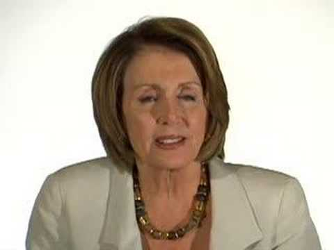 Nancy Pelosi on The Future of Gay Marriage