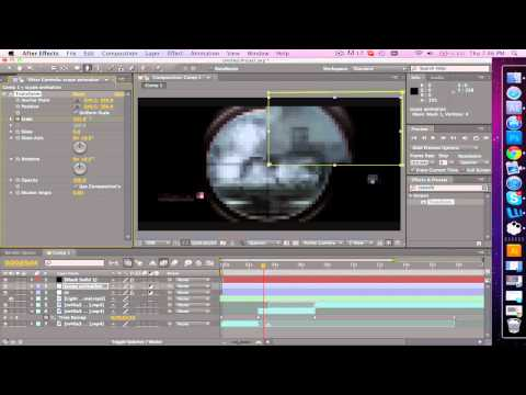 Scope Animation + Best Render Settings // AE Tutorial // by Zuminee
