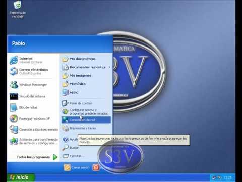 Windows Server 2003 - Directivas Panel de Control