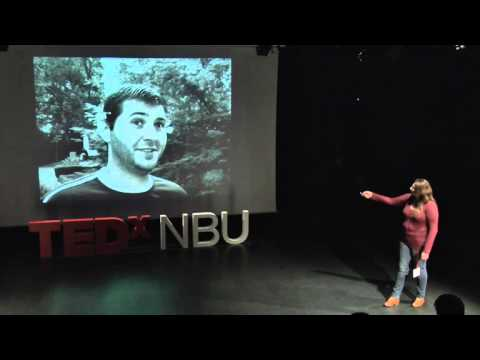 TEDxNBU - Sabina Panayotova - About importance of people