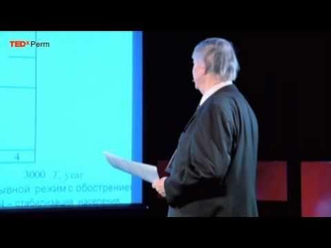 "TEDxPerm - Sergey Kapitsa - Russian science after the ""Big Bang"""