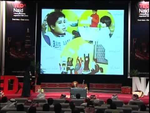 TEDxNajd - Jihad Al-Hemaid - Young Trainers