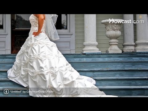 Wedding Dresses: Dresses vs. Gowns