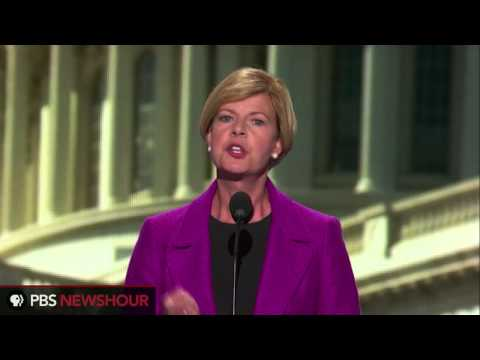 "Wisconsin Rep. Tammy Baldwin: ""President Obama Believes In Our Manufacturers"""