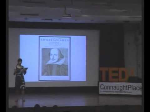 TEDxConnaughtPlace - Tania James - On spelling bees and scribbling short stories