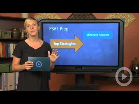PSAT Strategies: Elimination and Guessing