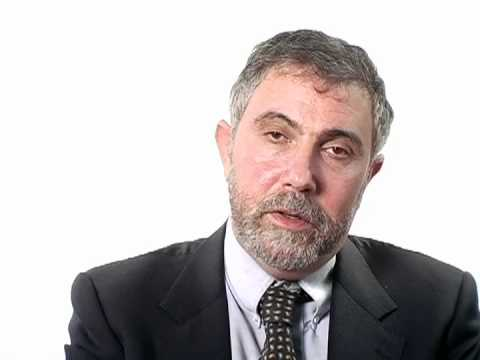Paul Krugman's Evolving Philosophy