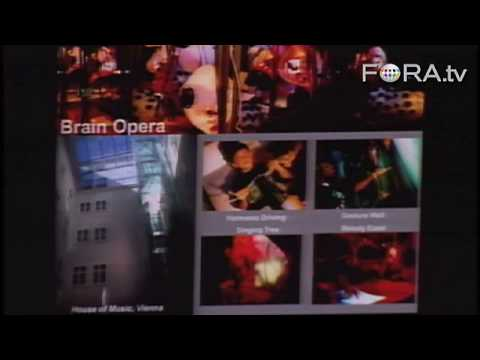 The Brain Opera and the Origins of Guitar Hero - Tod Machover
