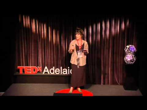 TEDxAdelaide - Janine Mackintosh - The cycle of life and biodiversity in art