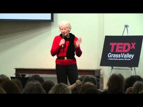 TEDxGrassValley - Suzie Daggett - I AM, WHO ARE YOU?