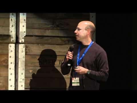 TEDxStellenbosch - Jonny Steinberg - Lessons in Owning a City