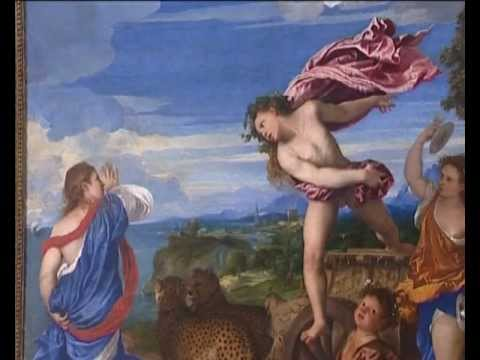 Painting a story: Titian's 'Bacchus and Ariadne' | The National Gallery, London
